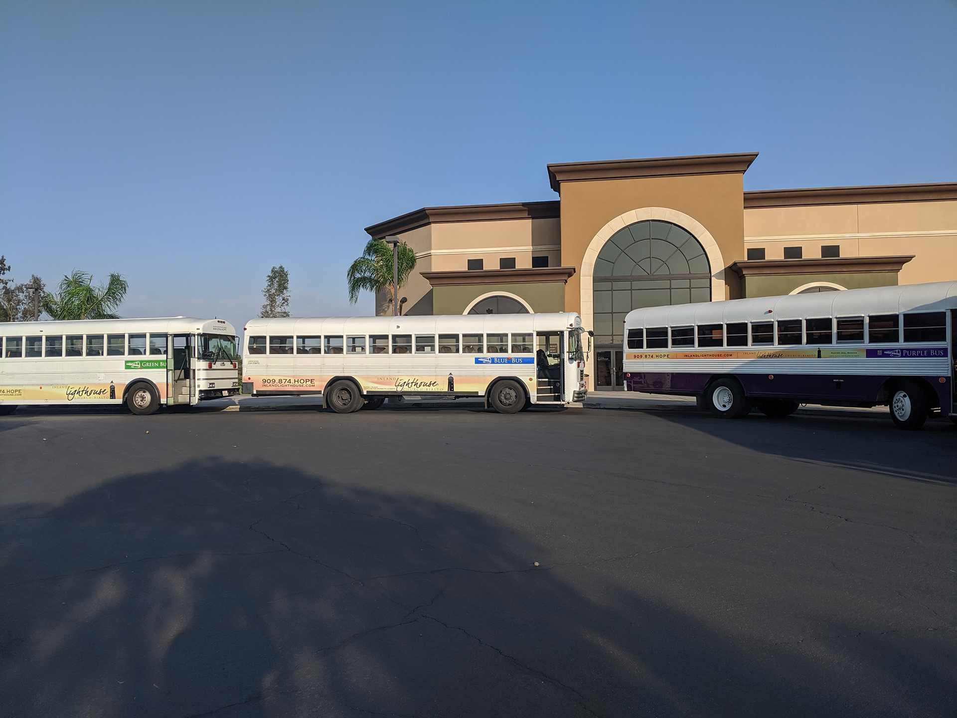Bus Night at ILC | October 29, 2019