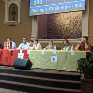 Bible Quiz Challenge | November 2, 2019
