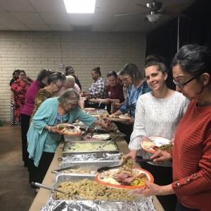 Soul Sisters Thanksgiving Dinner | November 22, 2019