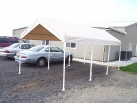 Carport: Costco 10x20 Carport