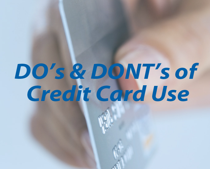 Responsible Credit Card Use