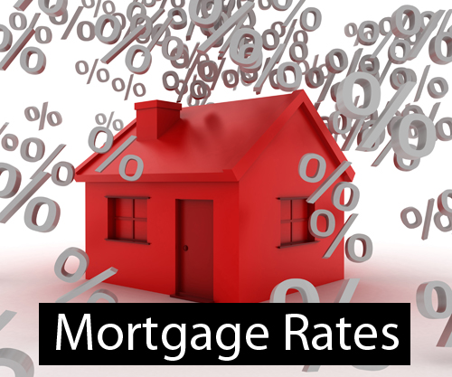 Mortgage Rates Near Record Lows