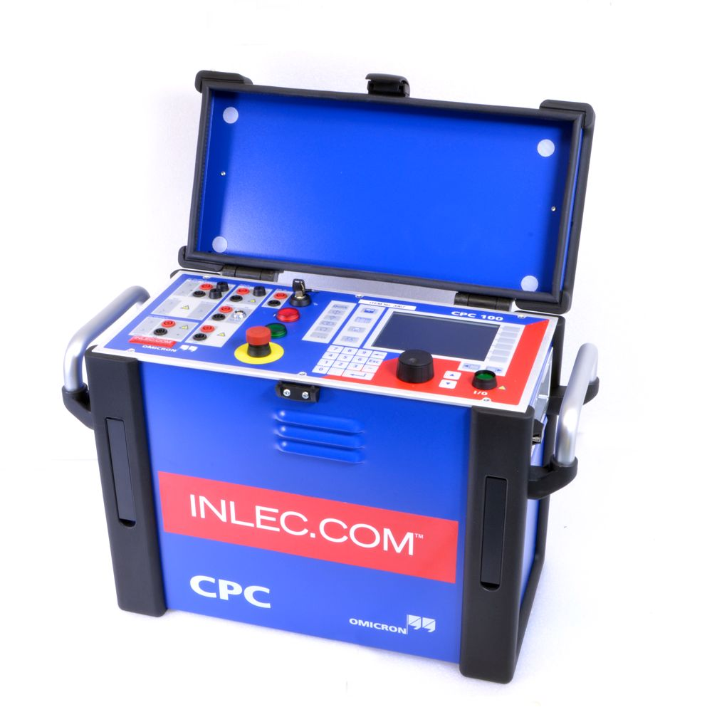 Omicron CPC 100 Multifunctional Primary Test System