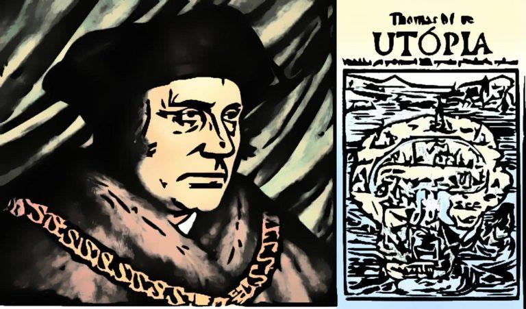 Ilustrácia ku recenzii na Utopia