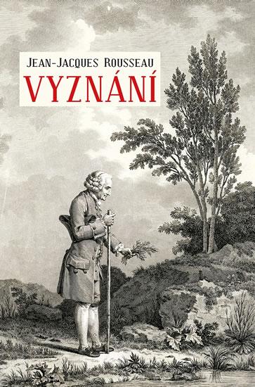 Ob8lka knihy Vyznání od autora: J. J. Rousseau