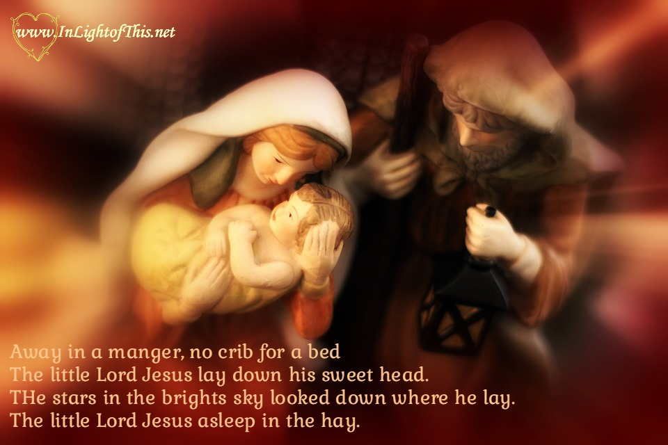 The Fearsome Baby in a Manger
