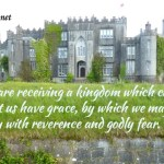 An Unshakable Kingdom