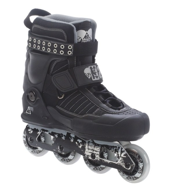 K2 Introduce Line Of Men' Skates 2007 - Skate