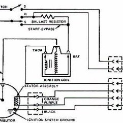 Ford Wiring Diagram Distributor Cutty Sark Rigging Tech
