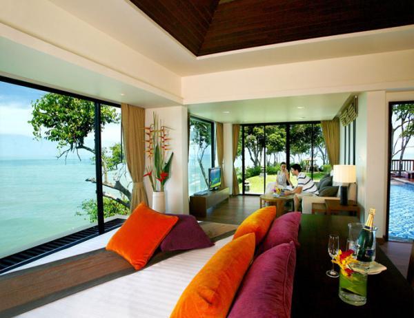 Inlobby Com Crown Lanta Resort Spa Koh Lanta Krabi