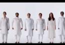 भारताचं राष्ट्रगीत गाताना – भारताचे स्पोर्ट-स्टार्स !