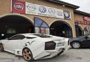 कार खरेदी करायला पैसे नाहीत म्हणून त्याने जुन्या गाडीला Lamborghini च रूप दिलं