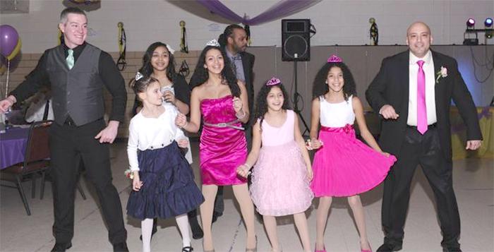 daddy daughter dance set