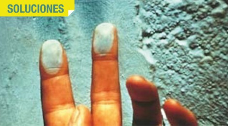 Problema: ¿Pulverización en tus paredes exteriores?