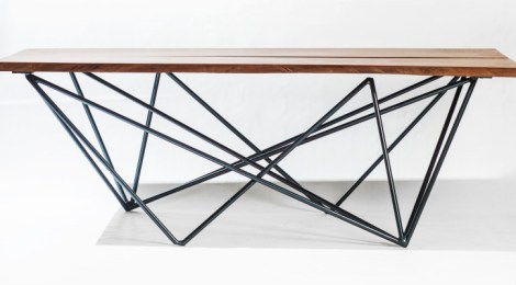 TRI-ELE, a new line of Puerto Rican furniture