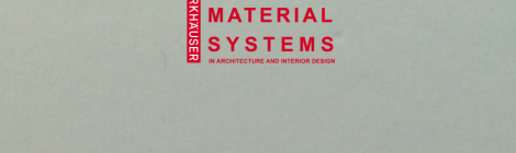 IN-Review: Ceramic Material Systems in Architecture and Interior Design