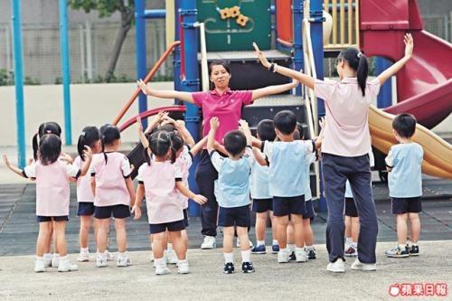 應有足夠空堂 讓幼師反思教學