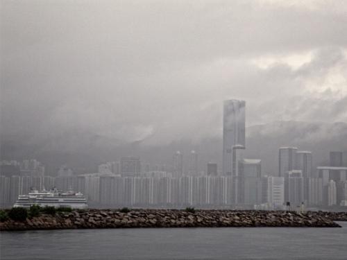 內地為香港帶來呼吸不了的空氣?