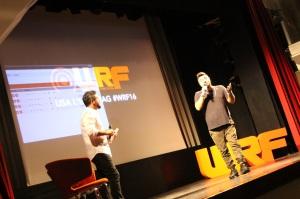 Paolo Noise de Lo Zoo di 105 presenta UanApp