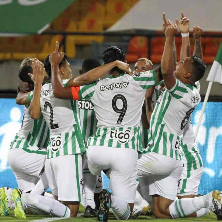 Atlético Nacional Grupo F