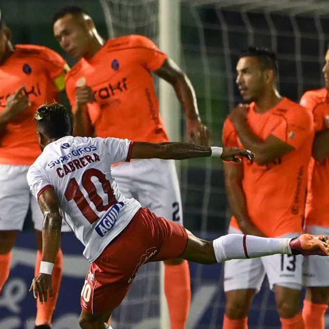 Deportivo La Guaira, Grupo H