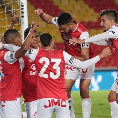Independiente Santa Fe Grupo D