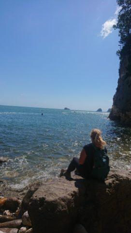 Kijken naar de zee