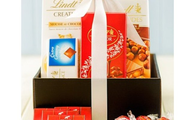 Lindt Chocolate Indulgence Same Day Chocolate Hamper In
