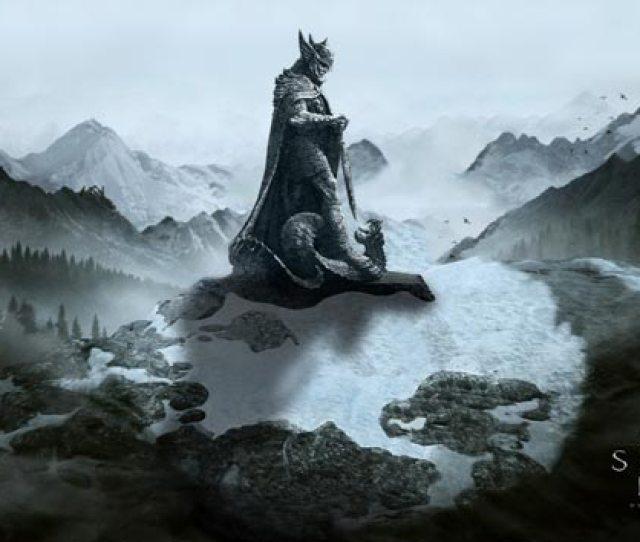 Elder Scrolls V Skyrim Hd Wallpaper