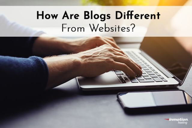 Easy Website Builder | Blogs Vs. Websites