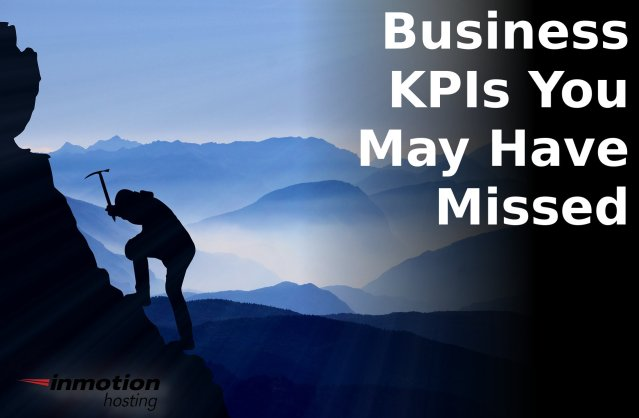 Business KPIs You May Have Missed | InMotion Hosting
