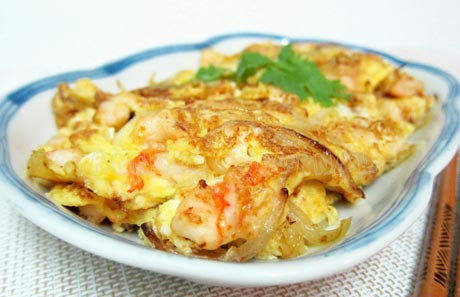 Low Calorie Omelette Recipe | Healthy Eating