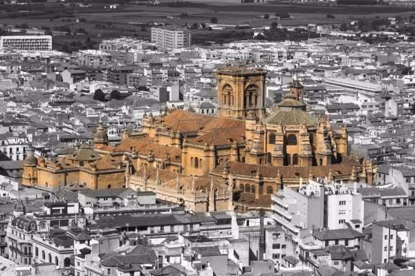 Visit Cathedral And Royal Chapel Of Granada