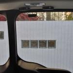 ステップワゴンRP リアカメラ付きドライブレコーダーの取り付け④