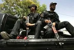 Les forces du Hamas