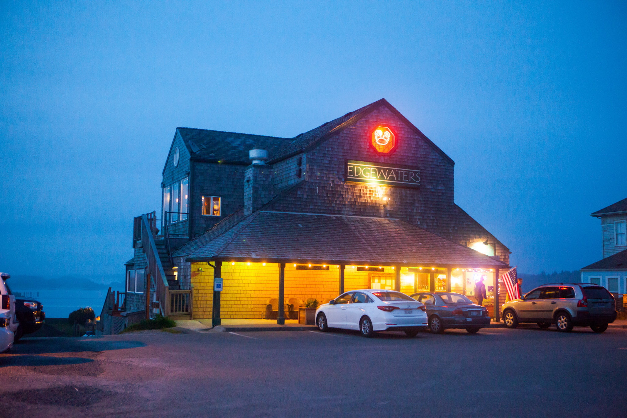 Edgewaters Restaurant  Best Western Inn at Face Rock