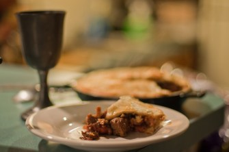 Alex S's Beef and Bacon Pie