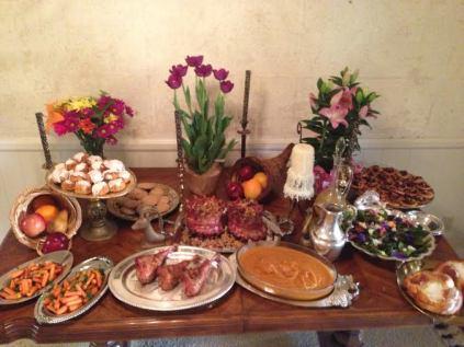 Barrett's Highgarden feast