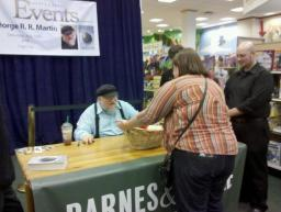 Indianapolis Signing