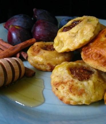 Medieval Fig Tarts