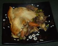Yoko M's Beef and Bacon Pie