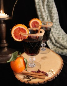 Old Bear's Hot Spiced Wine