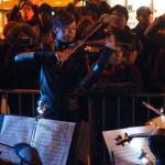 Jason Yang performing at Take the Black