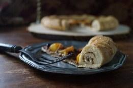 Peach Crostata Crust
