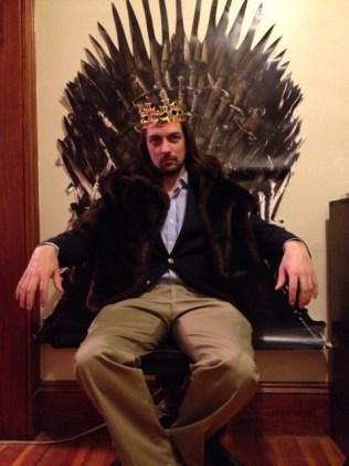 brent throne