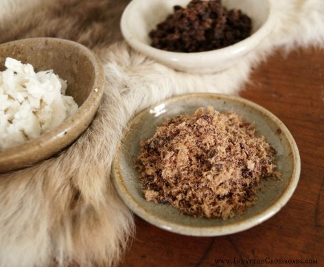 Pemmican Ingredients