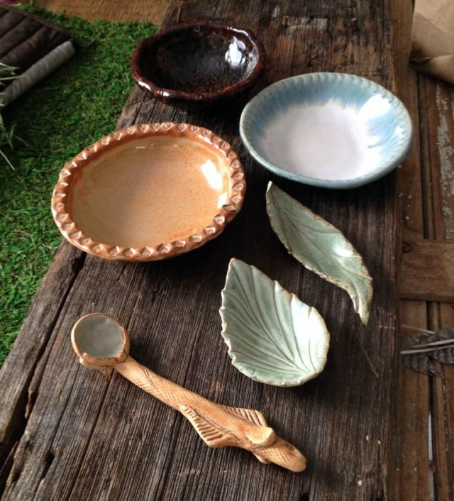 pottery props