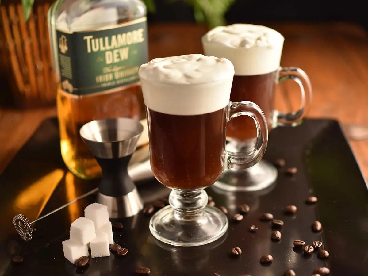 LIrish coffee originale storia e ricetta del caff