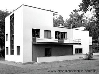 Architektur Bauhaus Architektur