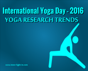 International Yoga day - 2016
